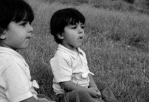 Even identical twins aren't identical, thanks to epigenetics (Photo: Johannes Lundberg via Flickr)