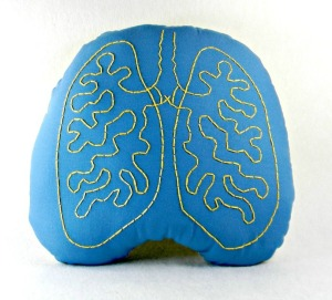 lung pillow